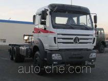 Beiben North Benz truck chassis ND1250BD5J6Z02
