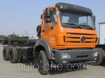 Beiben North Benz truck chassis ND1250BD5J6Z03