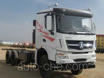 Beiben North Benz truck chassis ND1250BD5J7Z00