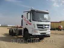 Beiben North Benz truck chassis ND1250BD5J7Z01