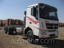 Beiben North Benz truck chassis ND1250BD5J7Z02