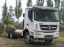 Beiben North Benz truck chassis ND1250BG5J7Z01