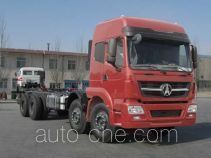 Beiben North Benz truck chassis ND1310D46J6Z02