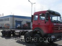 Beiben North Benz truck chassis ND1310DD5J6Z00