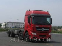 Beiben North Benz truck chassis ND1310DD5J7Z01