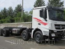 Beiben North Benz truck chassis ND1310DD5J7Z02