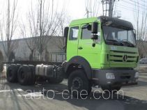 Beiben North Benz dump truck chassis ND3250BD5J6Z05