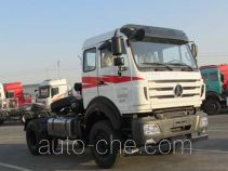 Контейнеровоз Beiben North Benz ND4180AD4J6Z01