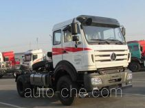 Beiben North Benz tractor unit ND4180AD5J6Z02