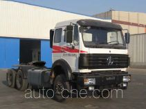 Контейнеровоз Beiben North Benz ND42502B34J