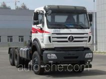 Beiben North Benz container carrier vehicle ND4250BD4J6Z03