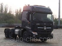 Beiben North Benz container carrier vehicle ND4250BD4J7Z01