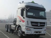 Beiben North Benz dangerous goods transport tractor unit ND4250BD5J7Z09