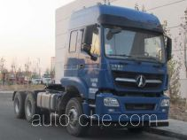 Beiben North Benz tractor unit ND4250BD5J3Z00