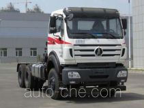 Beiben North Benz tractor unit ND4250BD5J6Z00