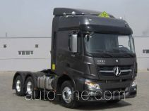 Dangerous goods transport tractor unit Beiben North Benz