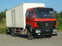 Beiben North Benz box van truck ND5160XXYZ00