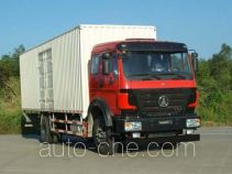 Beiben North Benz box van truck ND5160XXYZ01