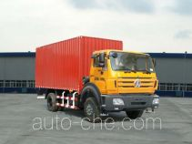 Beiben North Benz box van truck ND5160XXYZ04