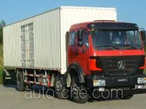 Фургон (автофургон) Beiben North Benz ND5200XXYZ00