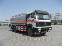 Beiben North Benz fuel tank truck ND52502GJYZ