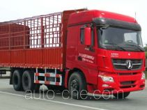 Beiben North Benz stake truck ND5250CCYZ01