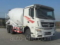Beiben North Benz concrete mixer truck ND5250GJBZ24