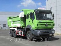 Beiben North Benz dump garbage truck ND5250ZLJZ13