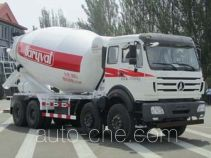 Beiben North Benz concrete mixer truck ND5310GJBZ27