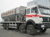 Beiben North Benz granular ammonuim nitrate and fuel oil (ANFO) on-site mixing truck ND5310THLZ00