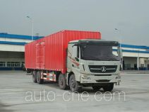 Beiben North Benz box van truck ND5310XXYZ00