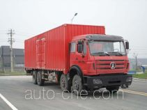 Фургон (автофургон) Beiben North Benz ND5310XXYZ01