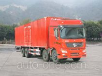 Фургон (автофургон) Beiben North Benz ND5310XXYZ03
