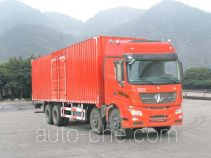 Beiben North Benz box van truck ND5310XXYZ04