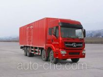 Фургон (автофургон) Beiben North Benz ND5310XXYZ11