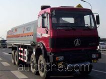 Beiben North Benz fuel tank truck ND5313GJYZ