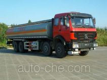 Beiben North Benz fuel tank truck ND5319GJYZ