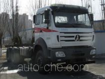 Beiben North Benz special purpose vehicle chassis ND5340TTZZ01