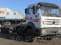 Beiben North Benz special purpose vehicle chassis ND5500TTZZ00
