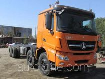 Beiben North Benz special purpose vehicle chassis ND5500TTZZ01